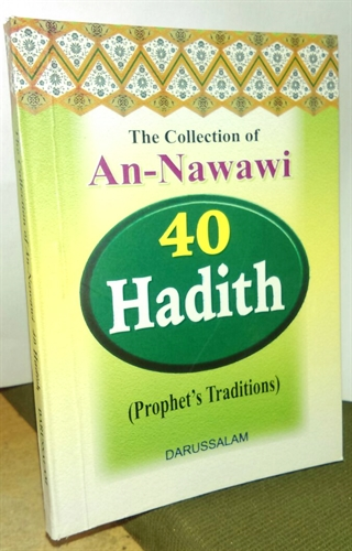 Forty Hadeeth - Nawawi