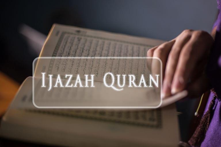 Ijazah Course Online Learn Quran Tajweed And Arabic
