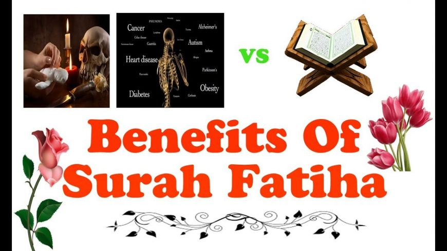 Benefits of Surah Fatiha - Learn Quran Tajweed and Arabic